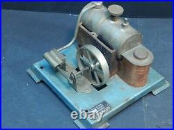 VINTAGE 1950's JENSEN # 60 STEAM ENGINE MODEL