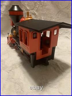 VTG Playmobil 4034 Train Engine Western Set Rogers 174 Steaming Mary EUC