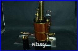 Vertical boiler steam boiler models For Marine Steam Engine