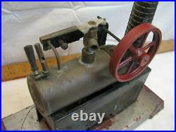 Vintage GBN Toy Model Live Steam Engine Bavaria Needs Love