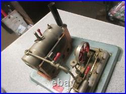 Vintage JENSEN No. 75 STEAM ENGINE untested