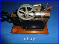 Vintage Jensen #35 live steam engine