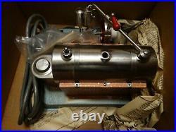 Vintage Jensen Manufacturing Co. Model 70 Live Steam Engine New in Box Unused
