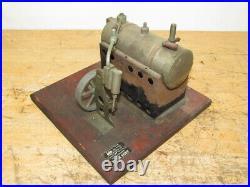 Vintage Jensen Model #75 Live Steam Engine Boiler