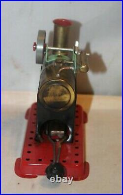 Vintage Mamod Steam Engine Minor 1 England withBox