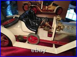 Vintage Mamod Steam Engine Roadster Car SAI Model With Original Box