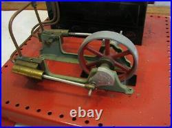 Vintage Mamod Toy Model Live Steam Engine Dual Piston England