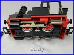 Vintage Playmobil 1983 Train Steam Engine NIB 4051 Rare Find SEALED Accessories