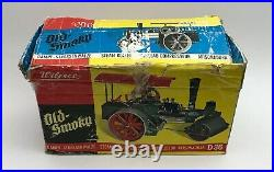 Vintage Wilesco Old Smoky D36 Original Steam Powered Engine Smokey Box Engine