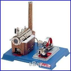 Wilesco D 10 Live Steam Engine Toy