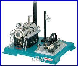 Wilesco D 18 Live Steam Engine Toy Shipped from USA