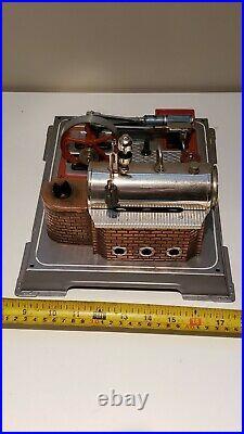 Wilesco D16 Stationary Steam Engine with Original Box