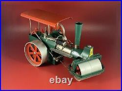 Wilesco D36 D361 STEAM ENGINE ROLLER OLD SMOKEY ORIGINAL MANUAL PAPERWORK BOX