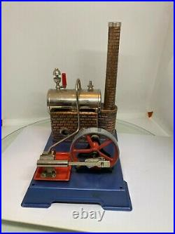 Wilesco D5 Live Steam Engine Boxed