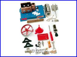 Wilesco D5 New Toy Steam Engine Kit Of The D6 New + Free Shipping