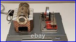 Wilesco D8 Steam Engine