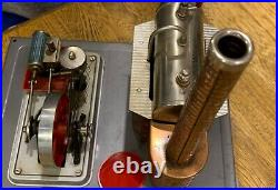 Wilesco DBP930702 Toy Steam Engine Made In Germany