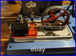 Wilesco steam engine D101