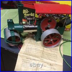 Wilesco steam engine D36